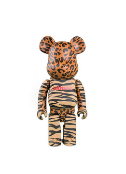 "Medicom Atmos 1000% Be@rbrick ""Animal Print"""