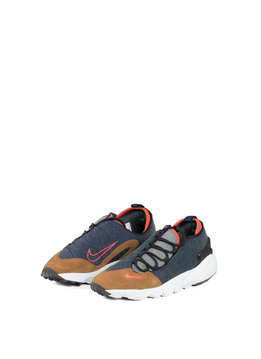 "Nike Air Footscape NM ""Obsidian/Team Orange"""