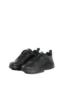"Nike Air Monarch IV ""Black/Black"""