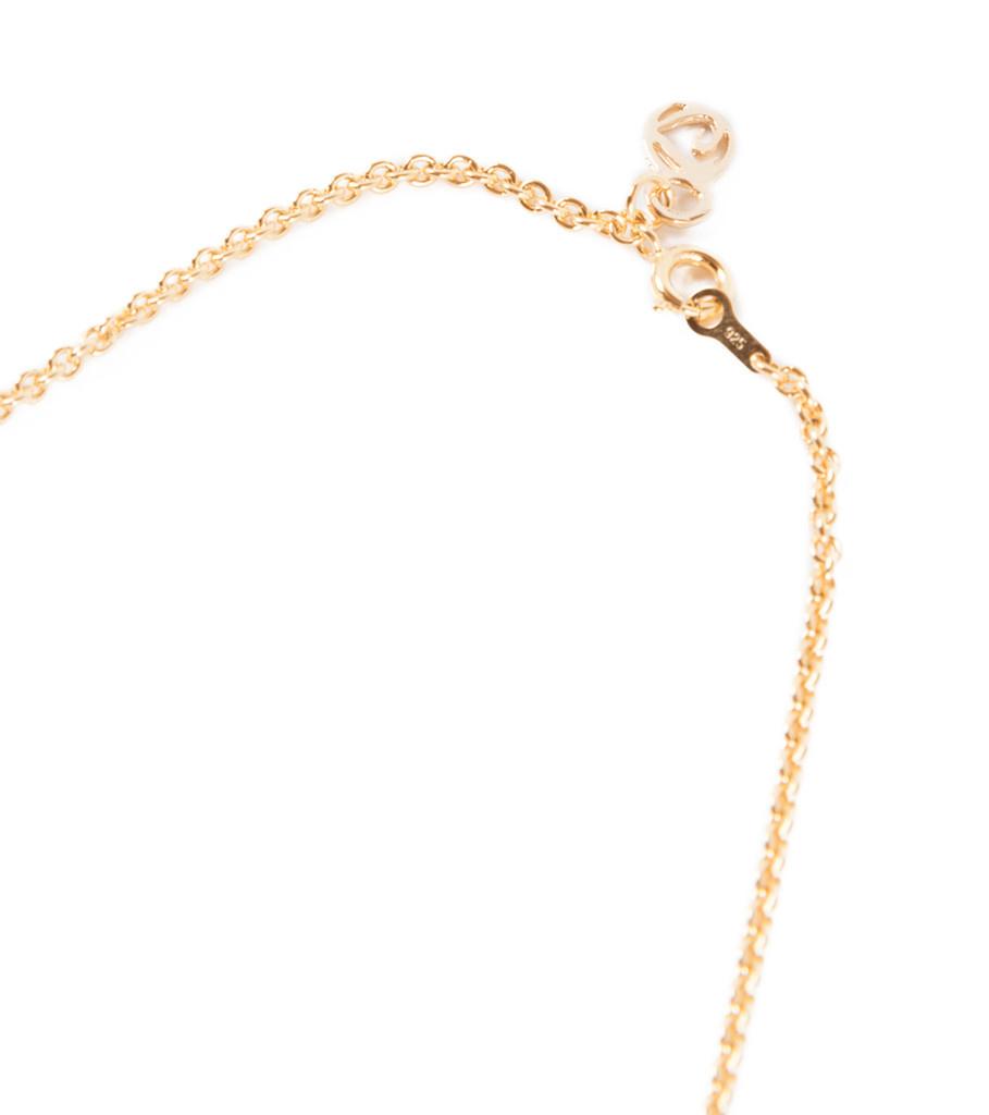 "Medicom Be@rbrick Stardust Necklace ""Gold"""