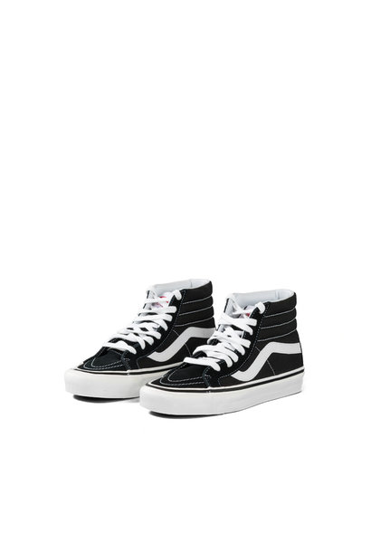 "Sk8-Hi 38 DX (Anaheim Factory) ""Black/True White"""
