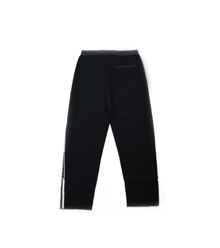 """Y-3 Tech Knit Wide Pants """"Black/White""""-2"""
