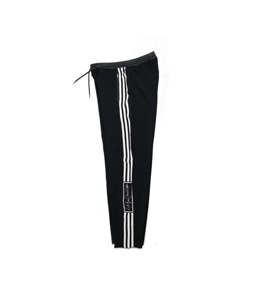 """Y-3 Tech Knit Wide Pants """"Black/White""""-3"""