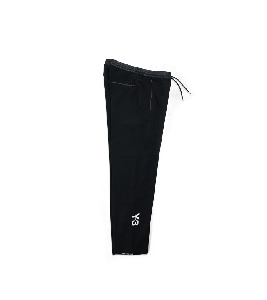 """adidas Y-3 Tech Knit Wide Pants """"Black/White"""""""