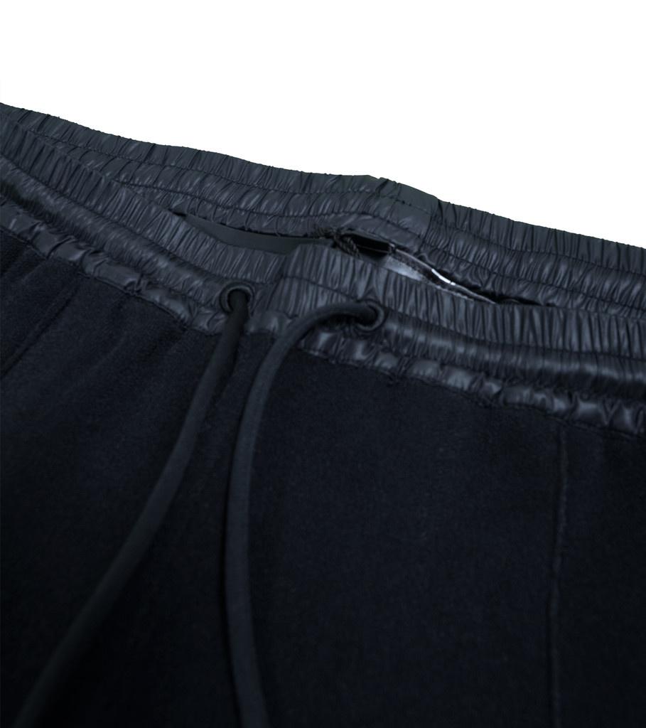"""Y-3 Tech Knit Wide Pants """"Black/White""""-5"""