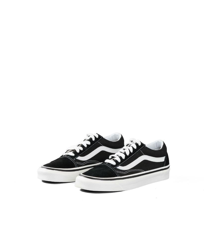 """Old Skool 36 DX (Anaheim Factory) """"Black/True White""""-1"""