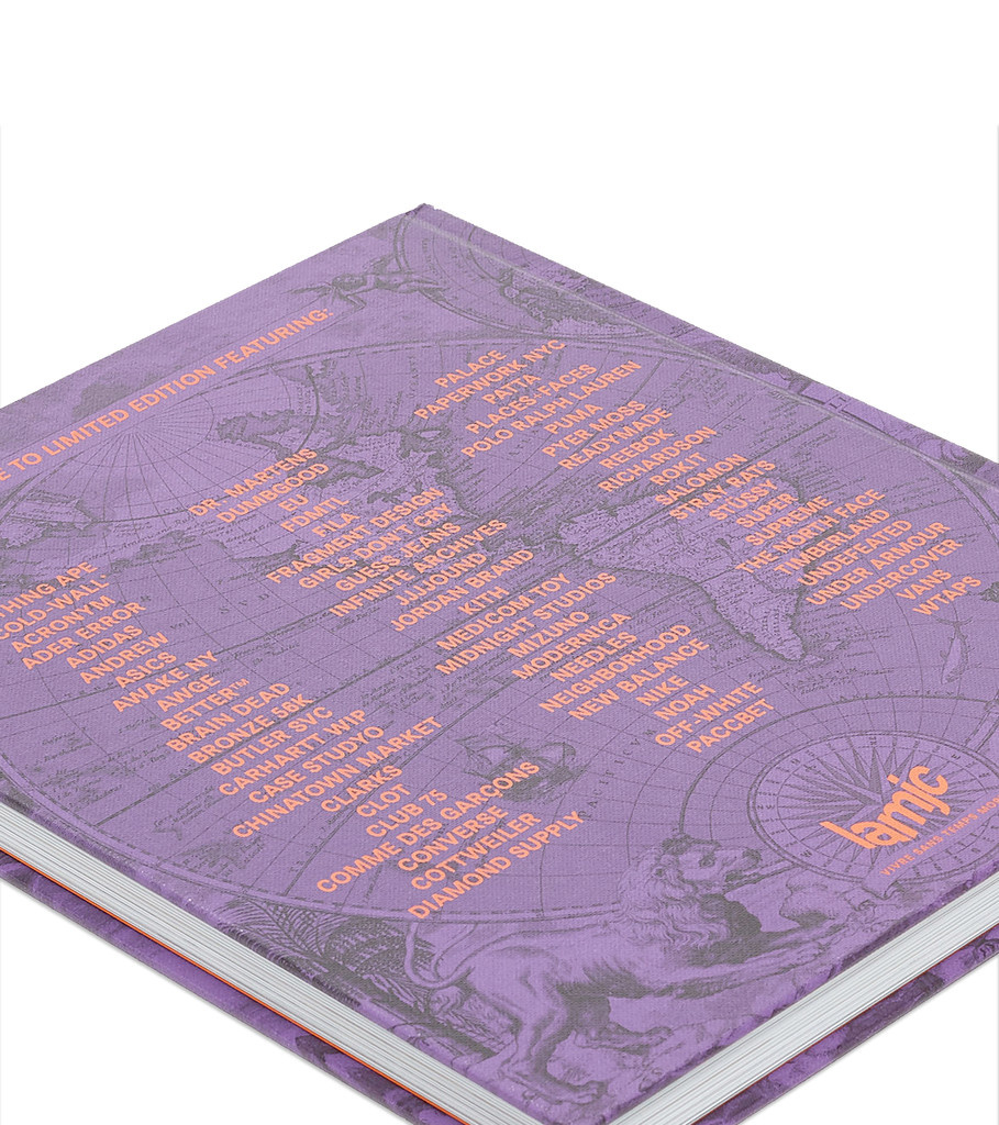 "All Gone All Gone Book 2018 ""Purple Map"""