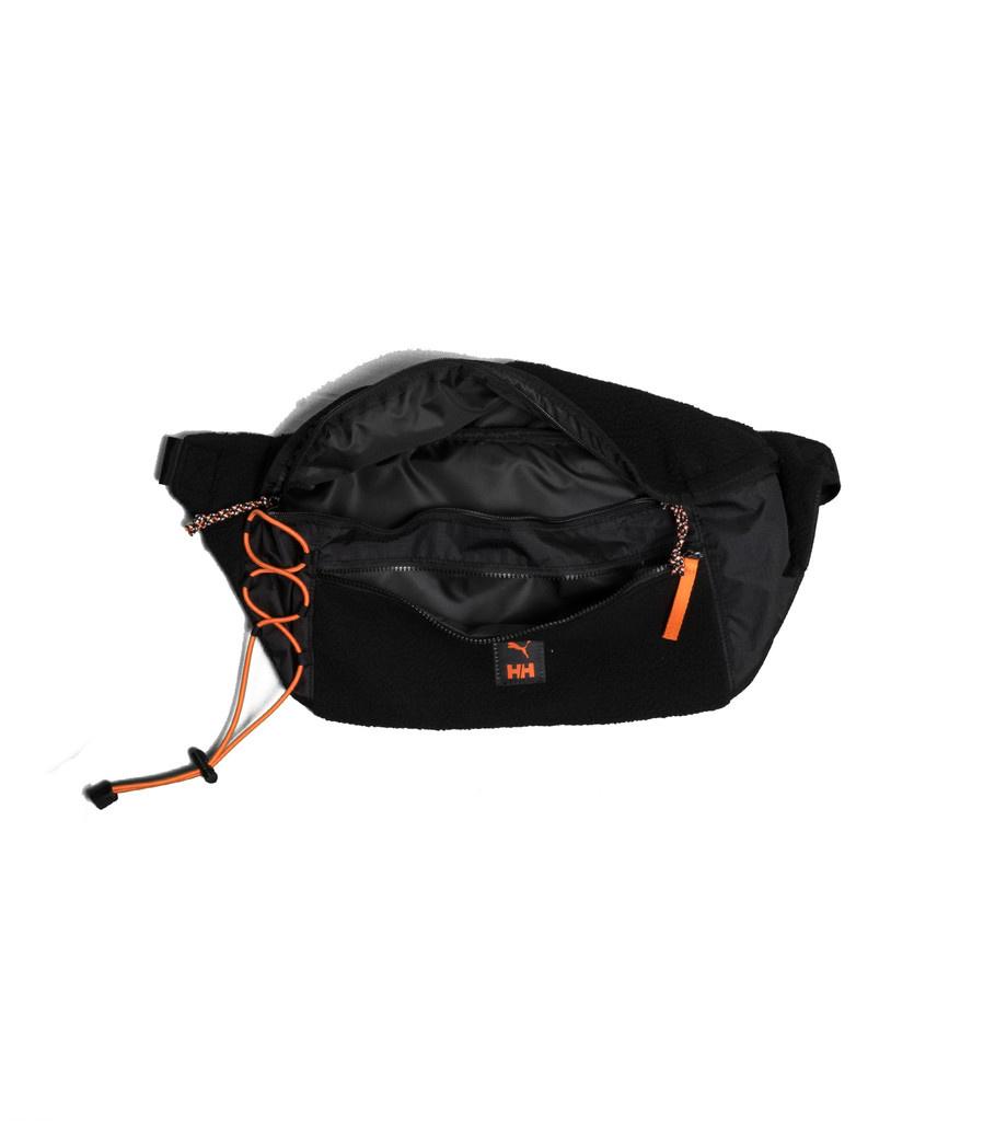 "Puma Helly Hansen Oversized Waistbag ""Black"""