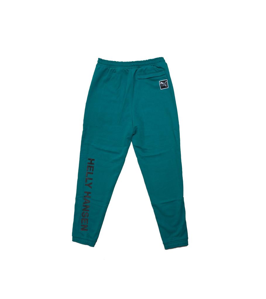 "Puma Helly Hansen Fleece Pants""Teal Green"""