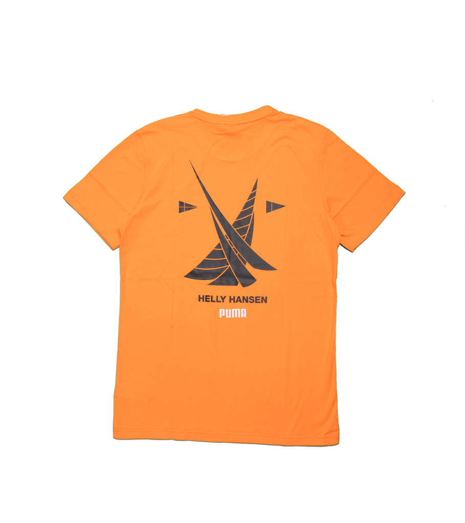 """Puma Helly Hansen Tee """"Orange"""""""