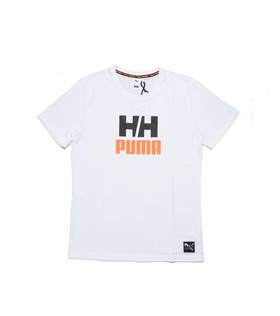 """Puma Helly Hansen Tee """"White"""""""