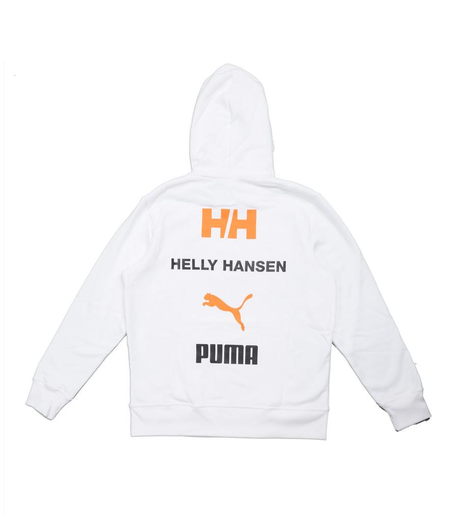 """Puma Helly Hansen Hoodie """"White"""""""