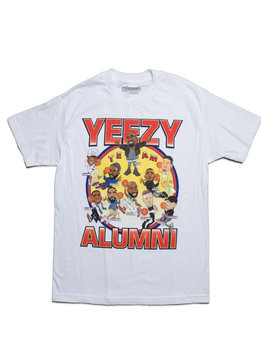 "Chinatown Market Yeezy Alumni Tee ""White"""