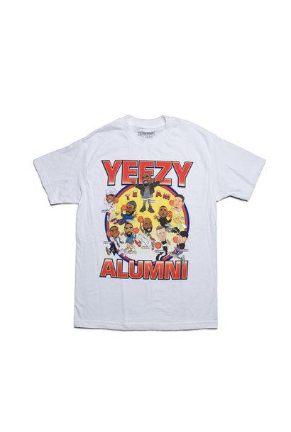 """Yeezy Alumni Tee """"White"""""""