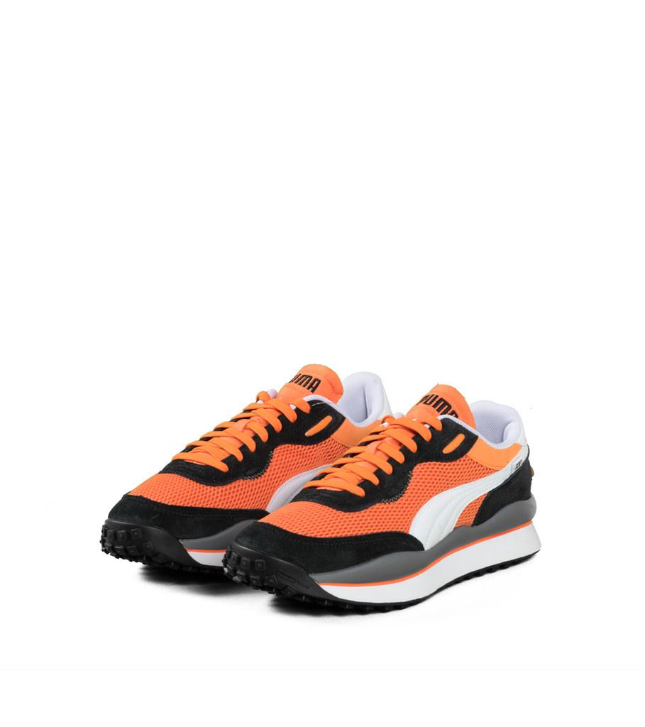 """Puma Style Rider OG """"Orange/Black"""""""