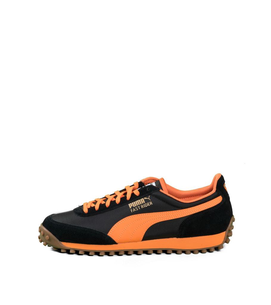 "Puma Fast Rider OG ""Black/Orange"""