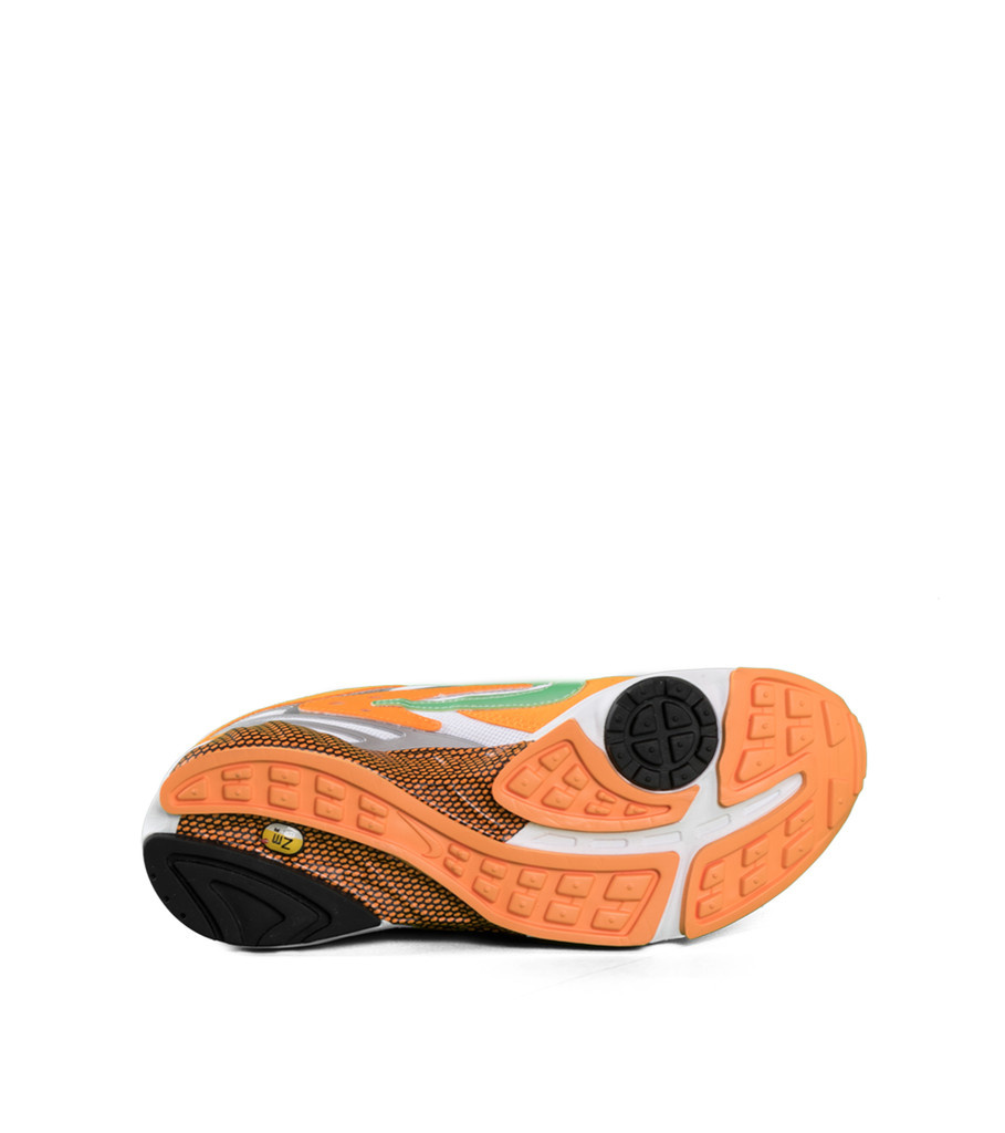 "Nike Air Ghost Racer ""Orange/Green"""