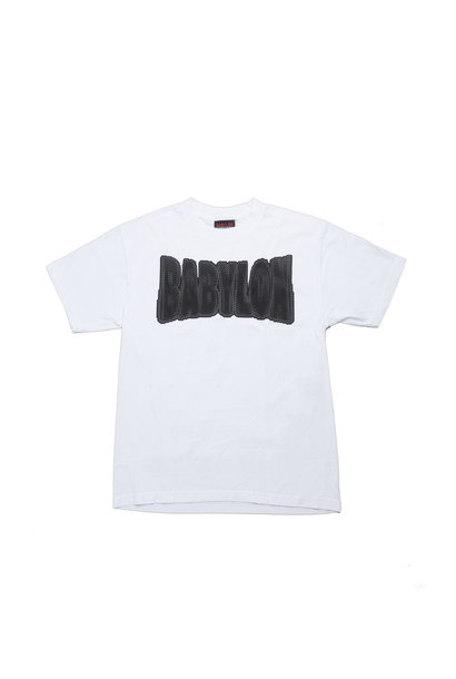 "Chain Logo Tee ""White"""