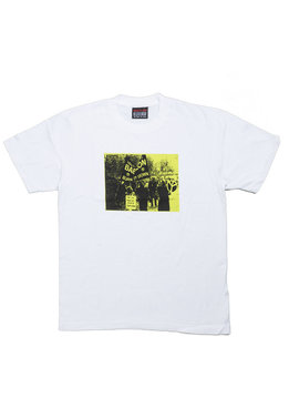 "Babylon LA Burn It Down Tee ""White"""