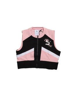 """Puma Maybelline Crop Vest """"Powder Pink"""""""
