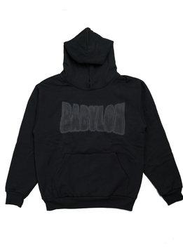 "Babylon LA Chain Logo Hoodie ""Black"""