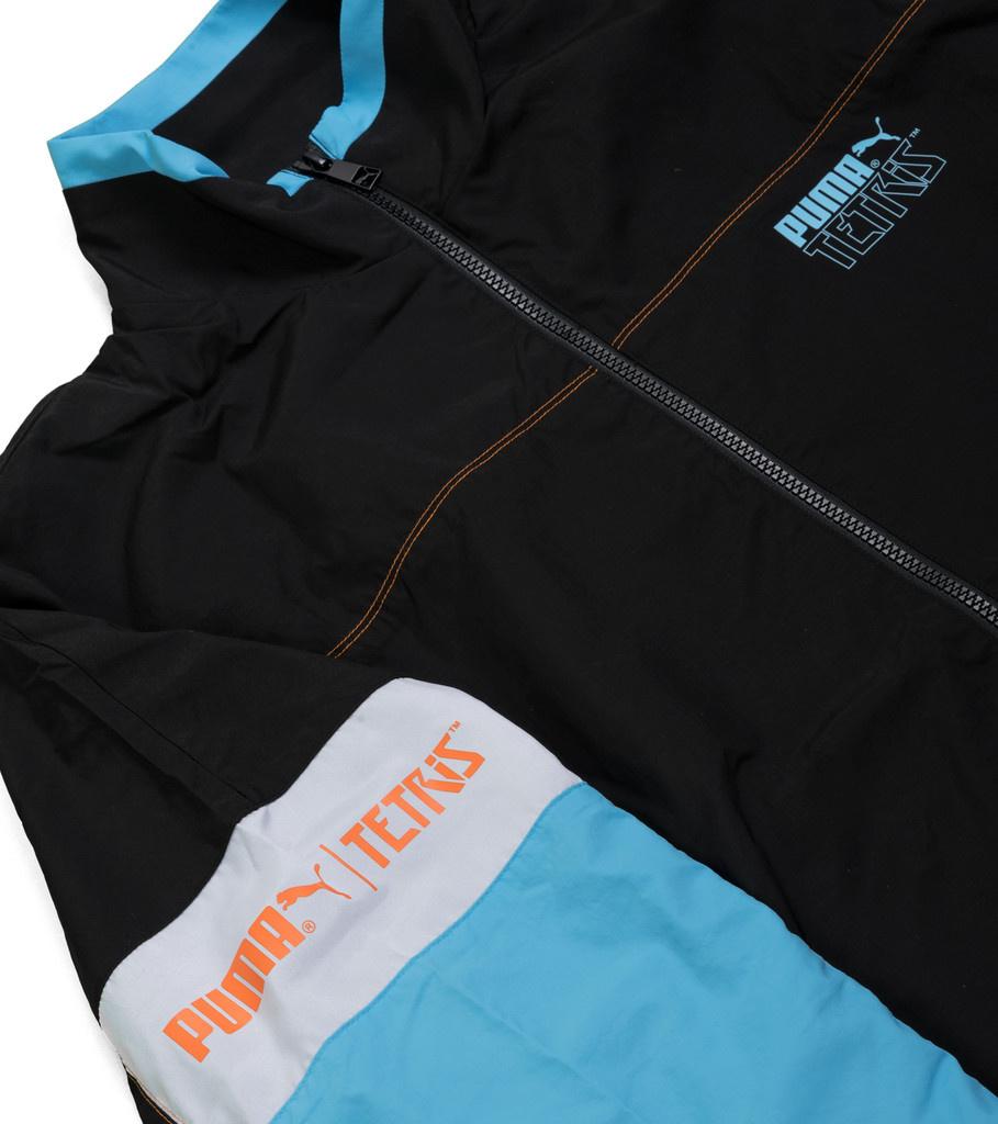 """Puma Tetris Track Jacket """"Black"""""""