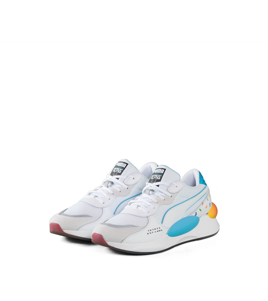 "Puma RS 9.8 x Tetris ""White/Blue"""