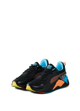 "Puma RS-X x Tetris ""Black/Blue"""