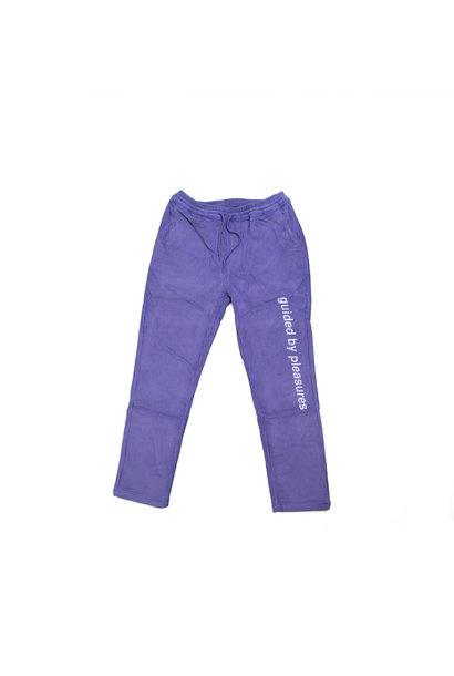 "Corduroy Pant ""Purple"""
