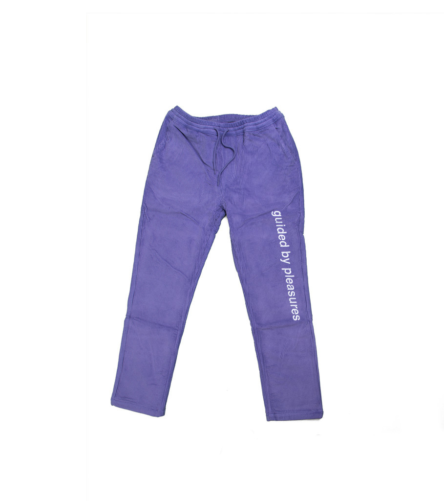 "Pleasures Corduroy Pant ""Purple"""