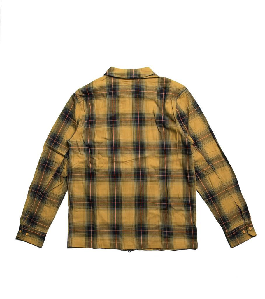 """Vernon Zip Shirt """"Yellow""""-4"""