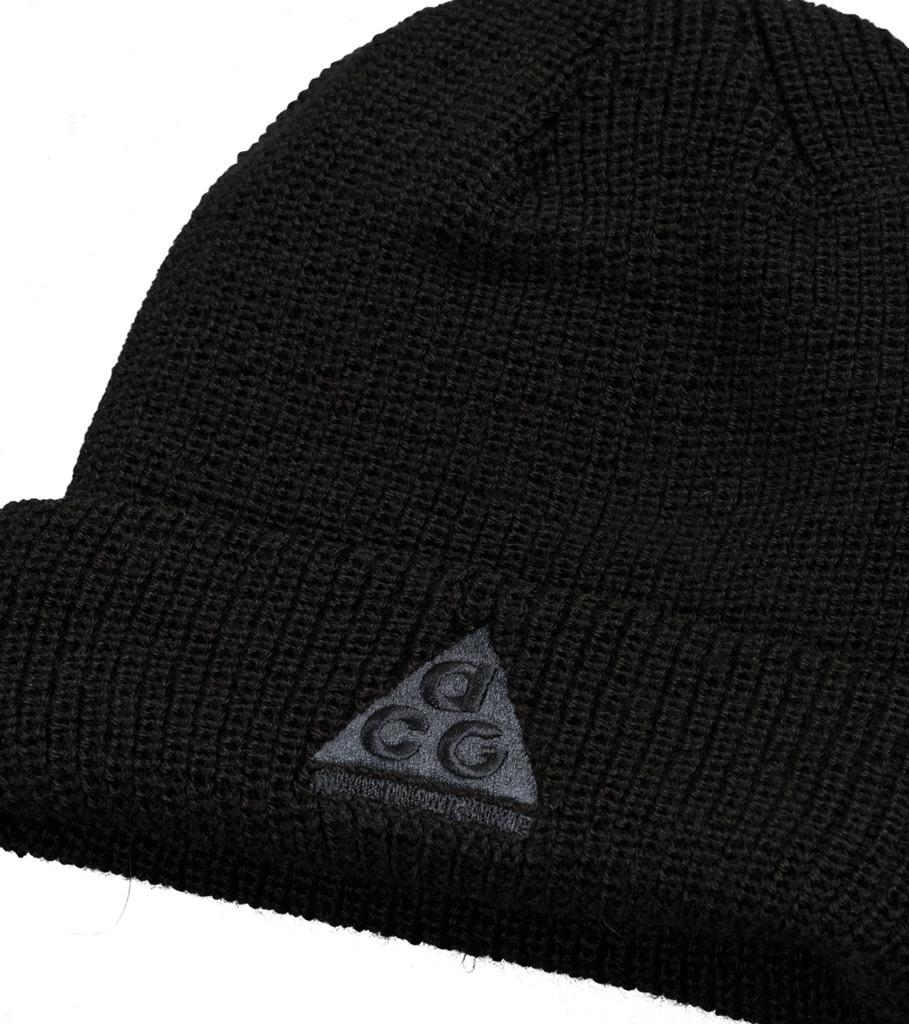"""Nike ACG Logo Beanie """"Black/Anthracite"""""""