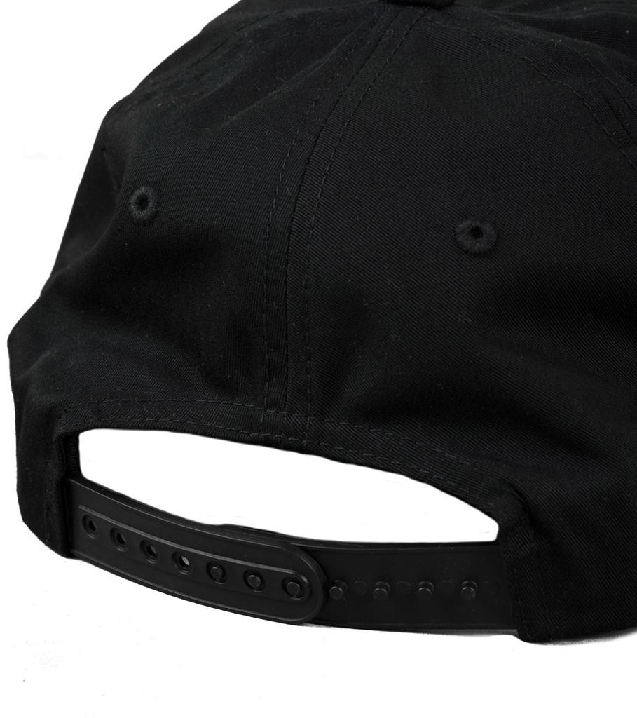 "Arch Logo Snapback ""Black""-3"