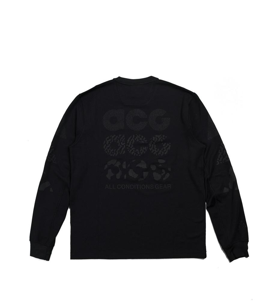 "Nike ACG LS Tee ""Black"""