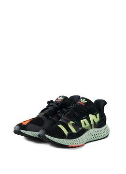 "adidas ZX 4000 4D ""Black/I Want I Can"""