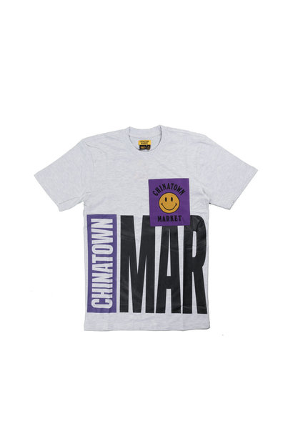 "Rockies Tee ""Ash Grey"""