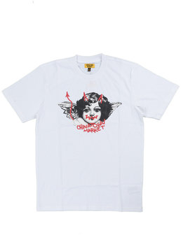 "Chinatown Market Angel Tee ""White"""