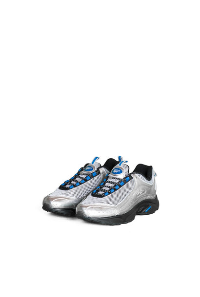 "Daytona DMX II x Black Eye Patch ""Silver/Blue"""