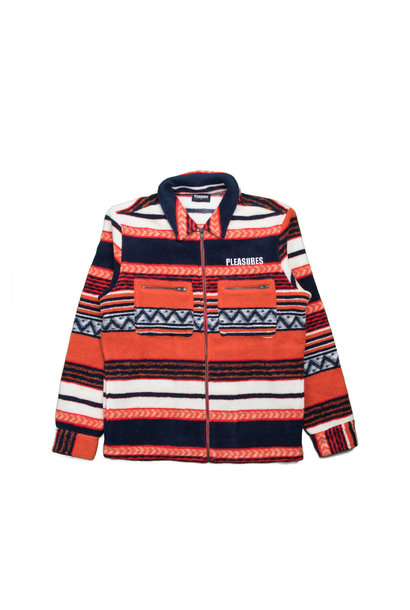 "Explorer Zip Jacket ""Orange"""
