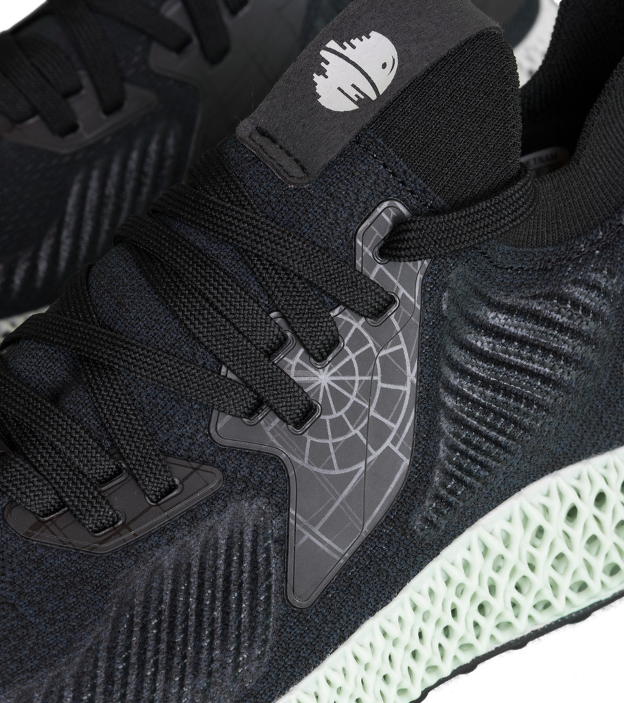 "adidas Alphaedge 4D x Star Wars ""Black/White"""