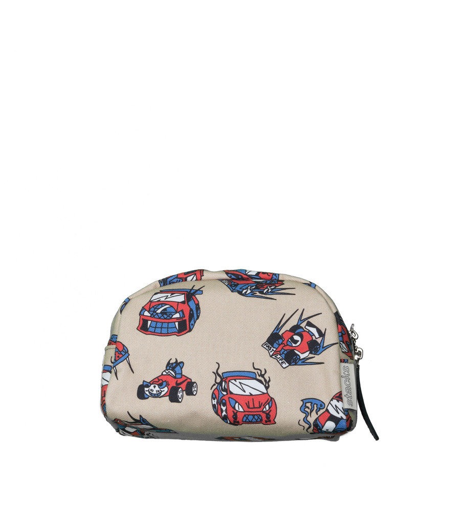 "Cars Travel Pouch (Large) ""Natural""-1"