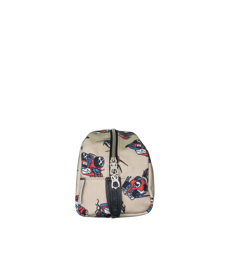 "Cars Travel Pouch (Large) ""Natural""-3"