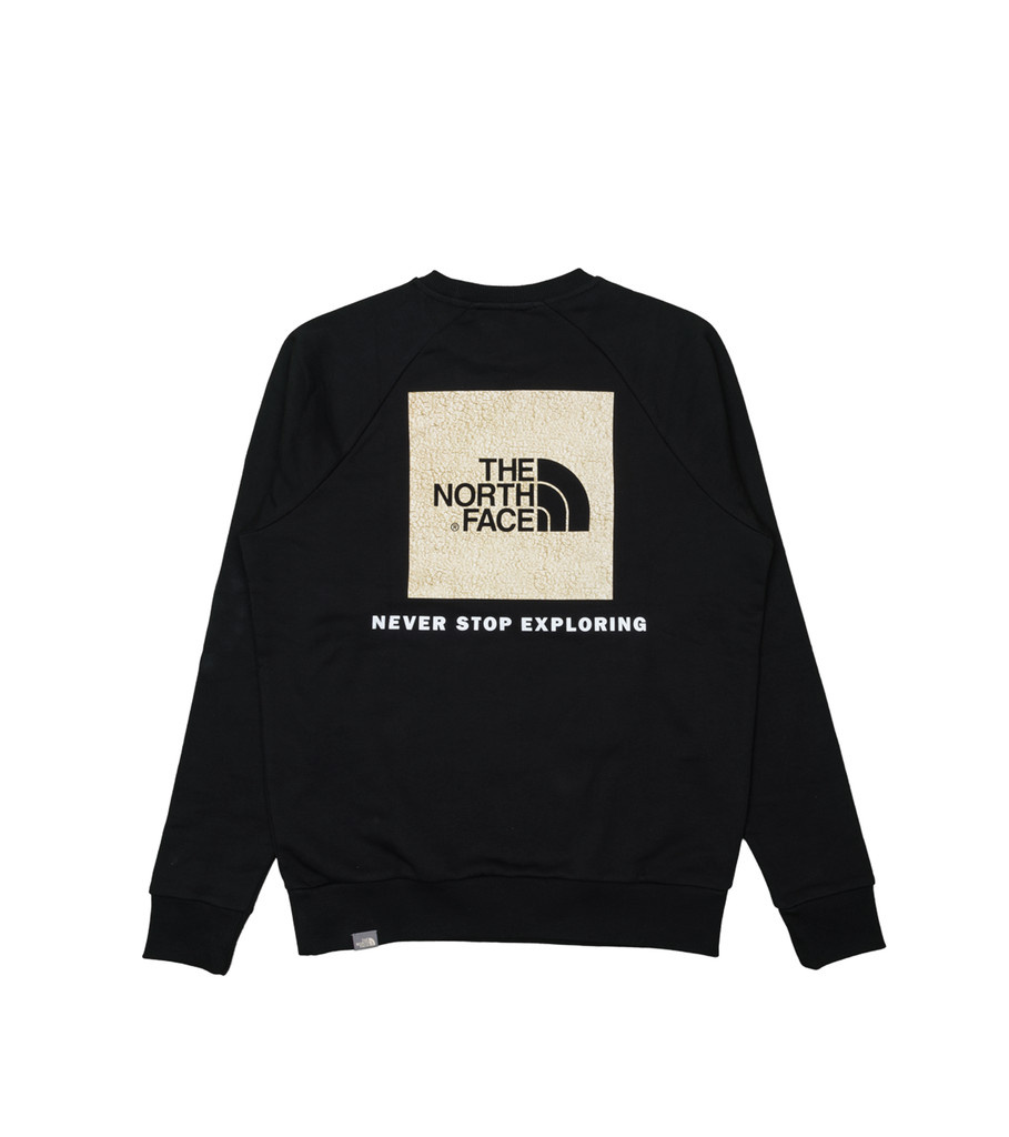 "The North Face Redbox Sweatshirt ""Black"""