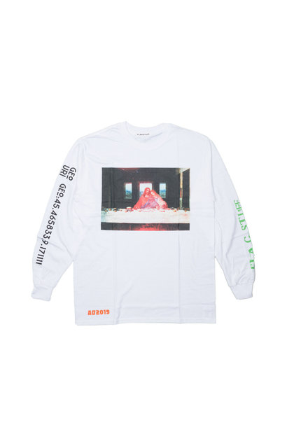 """Party LS Tee """"White"""""""