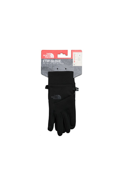 "Etip Gloves ""TNF Black"""