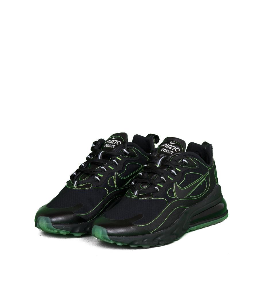 "Air Max 270 React SP ""Black/Electric Green""-1"