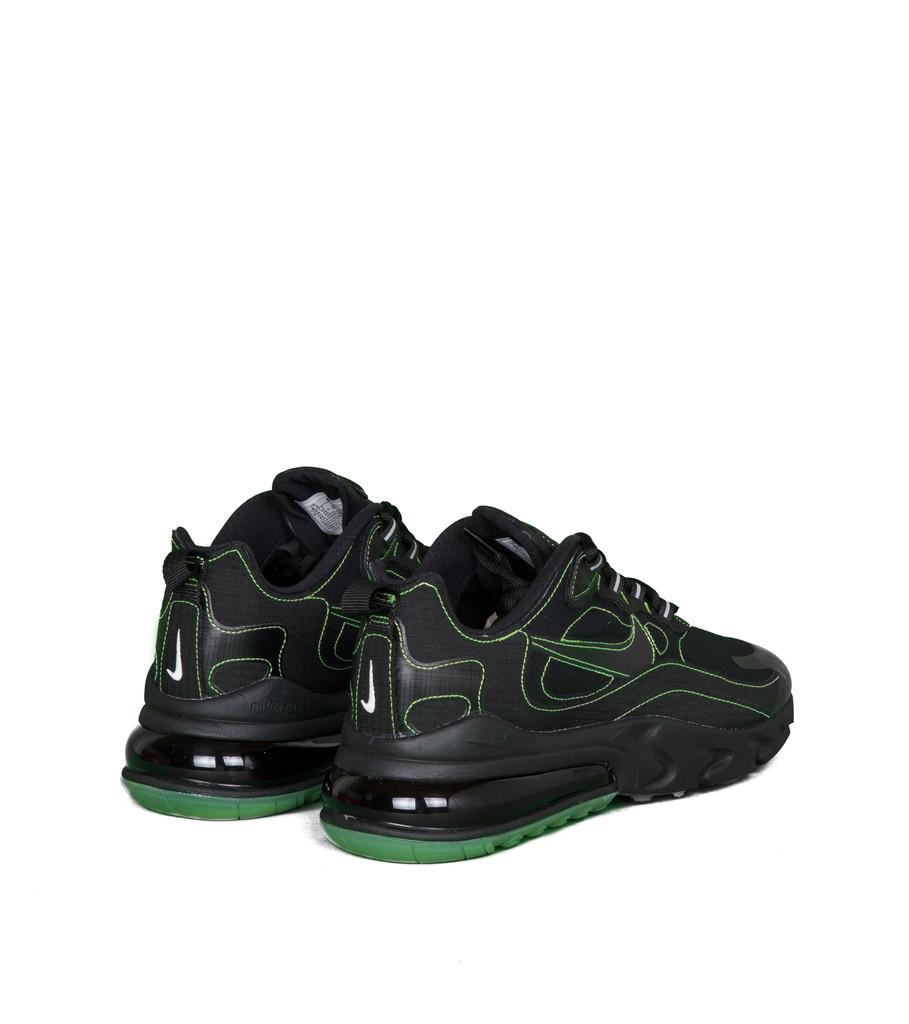 "Air Max 270 React SP ""Black/Electric Green""-2"
