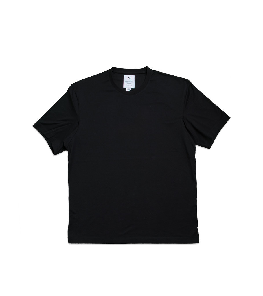 "Y-3 Back Logo Tee ""Black""-1"