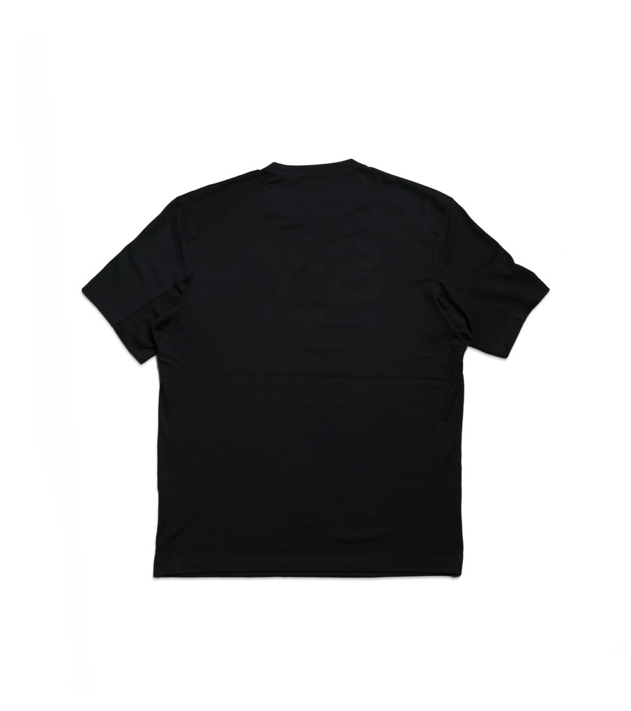 "Y-3 Back Logo Tee ""Black""-2"