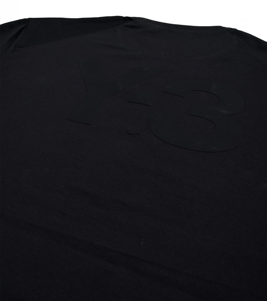 "Y-3 Back Logo Tee ""Black""-3"